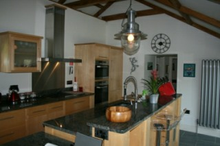 Kitchen / Dining Room, The Cellars