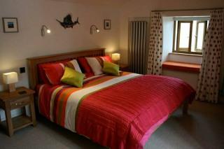 Master Bedroom with en-suite, The Cellars