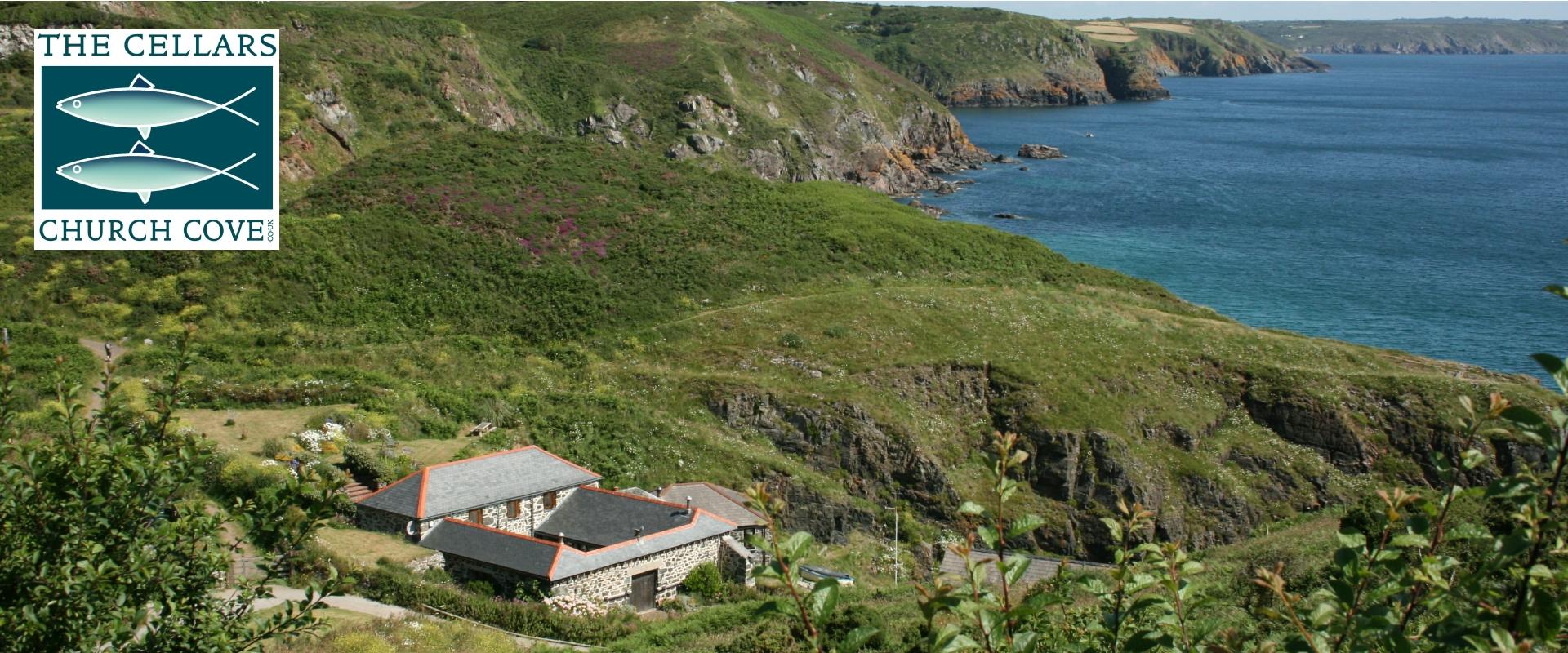 The Cellars, Church Cove, The Lizard, Cornwall