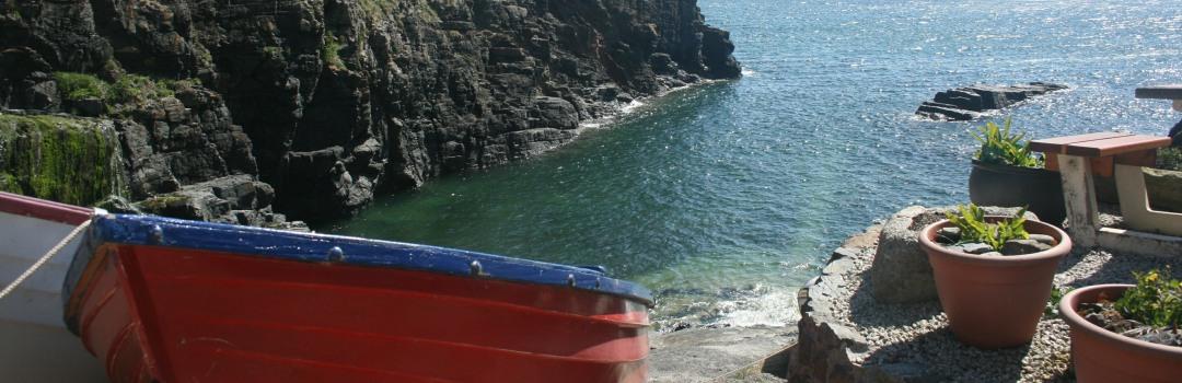 The Sea at Church Cove
