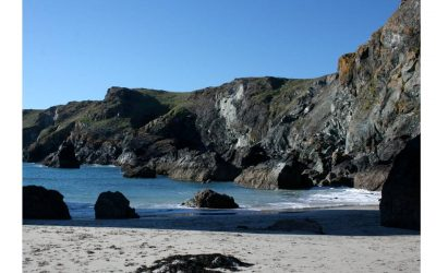 Kynance Cove – One of Britain's Finest Beaches