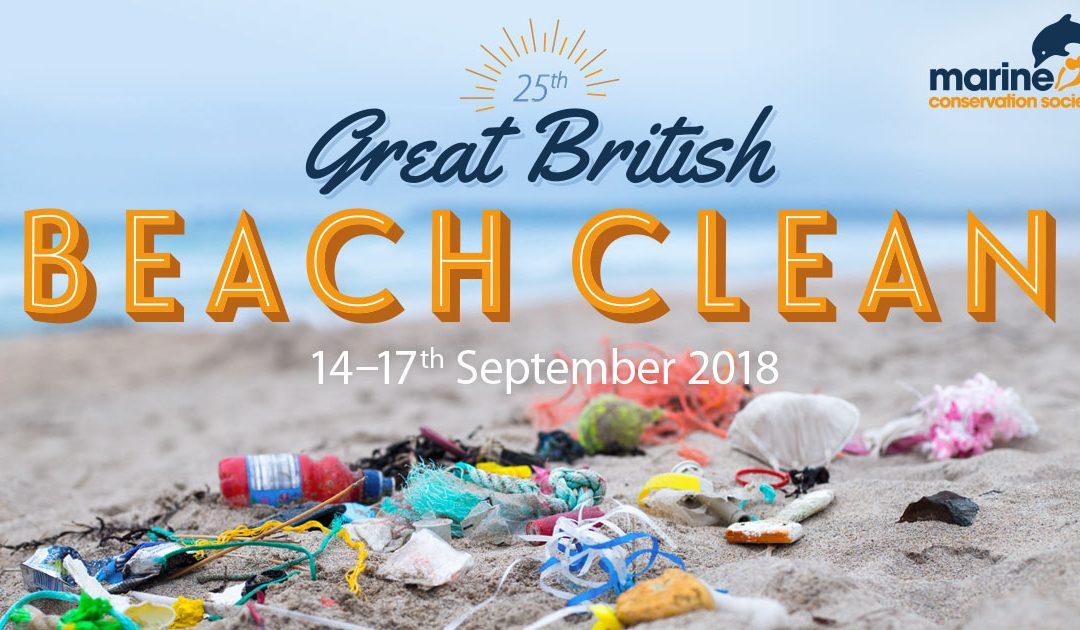 Great British Beach Clean