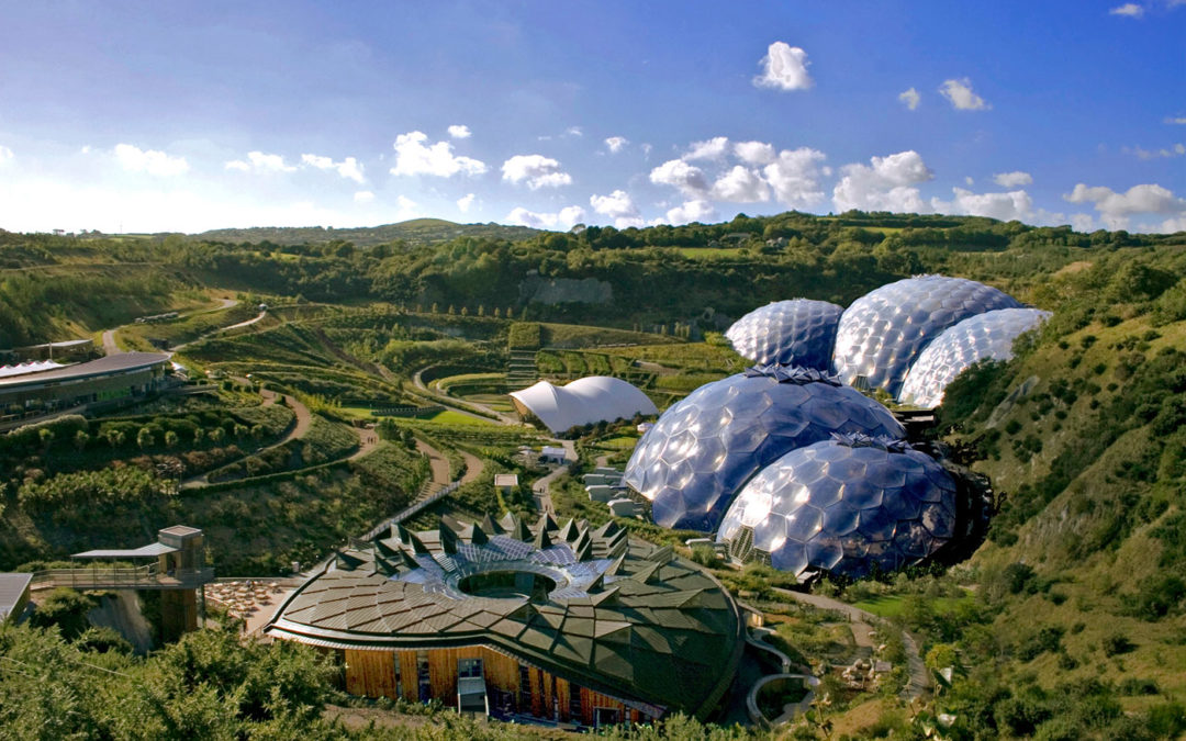Eden Project Cornwall Fascinating History and Future