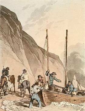 The Famous Cornish Smugglers, the Carters of Prussia